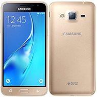 Samsung Galaxy J3 Duos (2016) zlatý - Mobilný telefón