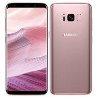 Samsung Galaxy S8 ružový