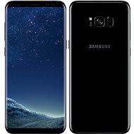 Samsung Galaxy S8 + čierny - Mobilný telefón