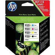 HP C2N92A č. 920XL combo pack - Cartridge
