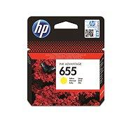 HP CZ112AE č. 655 - Cartridge