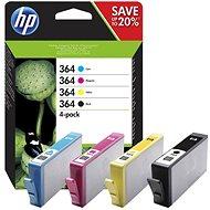 HP N9J73AE č. 364 multipack - Cartridge