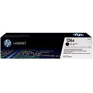 HP CE310A black, HP 126A - Toner