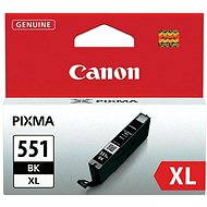 Canon CLI-551BK XL čierna - Cartridge