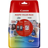 Canon PG-540XL + CL-541XL + fotopapier GP-501 - Cartridge