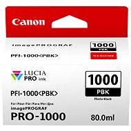 Canon PFI-1000PBK - Cartridge