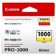 Canon PFI-1000Y - Cartridge