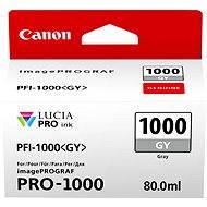 Canon PFI-1000GY - Cartridge