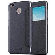 Nillkin Sparkle S-View Black pre Xiaomi Redmi 4X - Puzdro na mobilný telefón