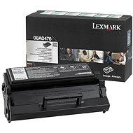 LEXMARK 08A0476 čierny - Toner
