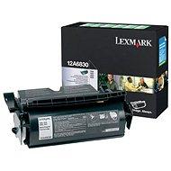 LEXMARK 12A6830 čierny - Toner