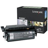 LEXMARK 12A6860 čierny - Toner