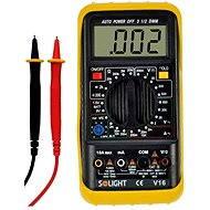 Solight V16 žltý - Multimeter