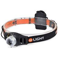 Solight čelové LED svietidlo stmievateľné, 3W Cree - Svietidlo