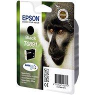 Epson T0891 čierna - Cartridge