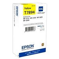 Epson C13T789440 žltá 79XXL - Cartridge