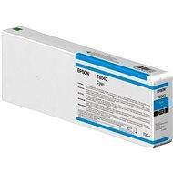 Epson T804200 azúrová - Toner