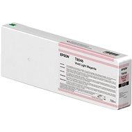 Epson T804600 svetlá purpurová - Toner