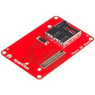 SparkFun Block pre Intel Edison - microSD - Modul