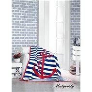 MATĚJOVSKÝ Bavlněná deka Kotva - Deka
