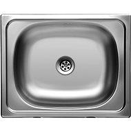 Sinks CLASSIC 500 M 0,5 mm matný - Drez