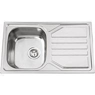 Sinks OKIO 800 V 0,7 mm matný - Drez
