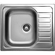 Sinks TRITON 580 V 0,6mm textúrovaný - Drez