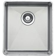 SINKS MICRO 420 V 1 mm leštený - Drez