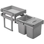 Sinks TANK 40 2x16 l - Odpadkový kôš