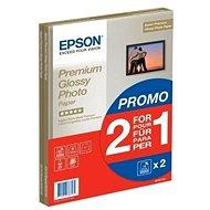 Epson Premium Glossy Photo A4 15 listov - Fotopapier