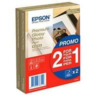 Epson Premium Glossy Photo 10 × 15 cm 40 listov - Fotopapier