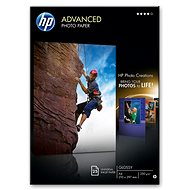 HP Advanced Glossy Photo Paper 10 x 15 cm - Fotopapier