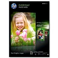 HP Everyday Photo Paper Gloss - Fotopapier