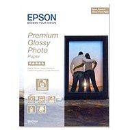 Epson Premium Glossy Photo 13 × 18 cm 30 listov - Fotopapier
