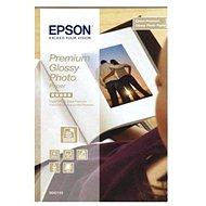 Epson Paper Premium Glossy Photo 10x15 40 listov - Fotopapier