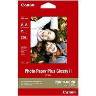 Canon papiere PP-201 13 x 18 cm - Fotopapier