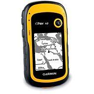 Garmin eTrex 10 - Ručná GPS navigácia