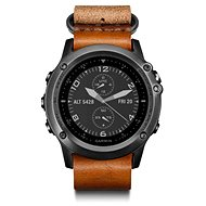Garmin Fenix 3 Sapphire Gray Leather - Inteligentné hodinky