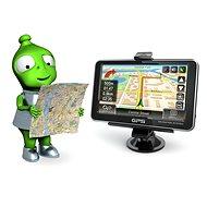 Prvé spustenie - Navigácia - Služba