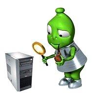 Kompletná prehliadka počítače - Služba
