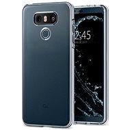 Spigen Liquid Crystal Clear LG G6 - Ochranný kryt