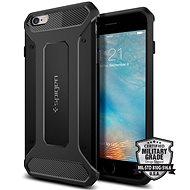 SPIGEN Capsule Ultra Rugged Black iPhone 6 Plus - Ochranný kryt