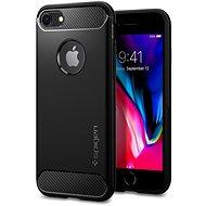 Spigen Rugged Armor Black iPhone 7/8 - Ochranný kryt