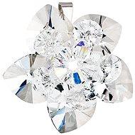 SWAROVSKI ELEMENTS Krystal kvietok 34072.1 (925/1000; 4 g) - Prívesok