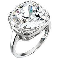 Prsteň dekorovaný kryštálmi Swarovski Krystal 35037.1 - Prsteň