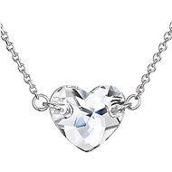 Náhrdelník Krystal dekorovaný kryštálmi SWAROWSKI 32020.1 - Náhrdelník