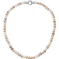 EVOLUTION GROUP 22004.3 stříbrný perlový náhrdelník - Náhrdelník