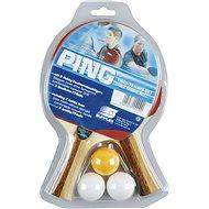 Ping (2 rakety, 3 loptičky) - Súprava na stolný tenis