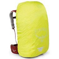 Osprey Ultralight Hi Vis Rain, Elektric green S - Pláštenka na batoh