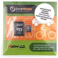 SmartMaps Navigátor pre Teasi - Karta